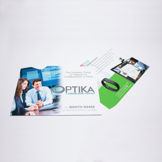 Stratacache Optika uses The Jackknife to Introduce New Technology
