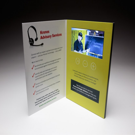 Portrait Oriented Video Brochure