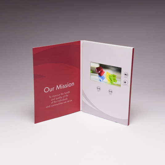 "4.3"" Video Screen Brochure"