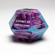InfoComm uses Polygon Pop Up to Intrigue Exhibit Attendees