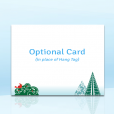 Whimsical Forest Standout Greeting Card
