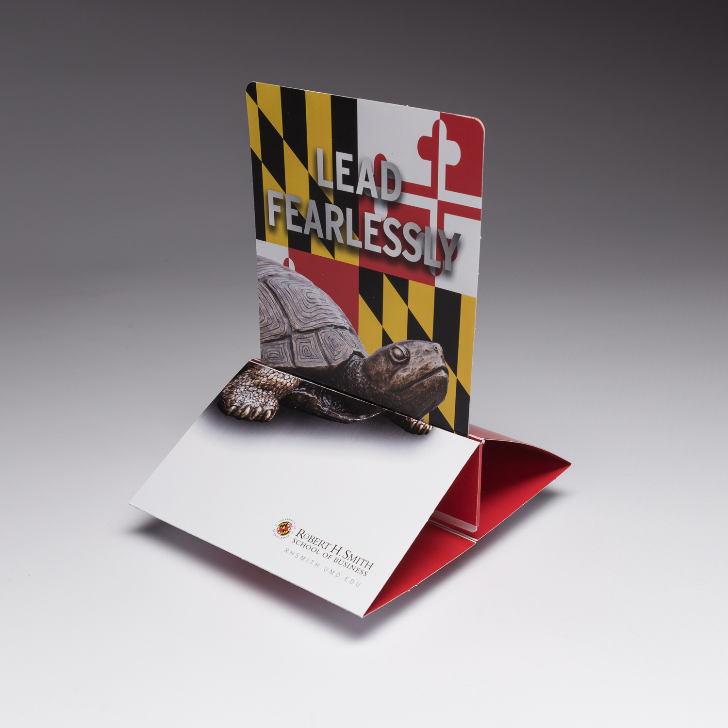 University of Maryland Sends Holiday Cheer to Donors that Lasts All Season Long