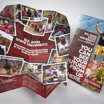 Sul Ross State University Increases Admission Applications with the Exploding Page