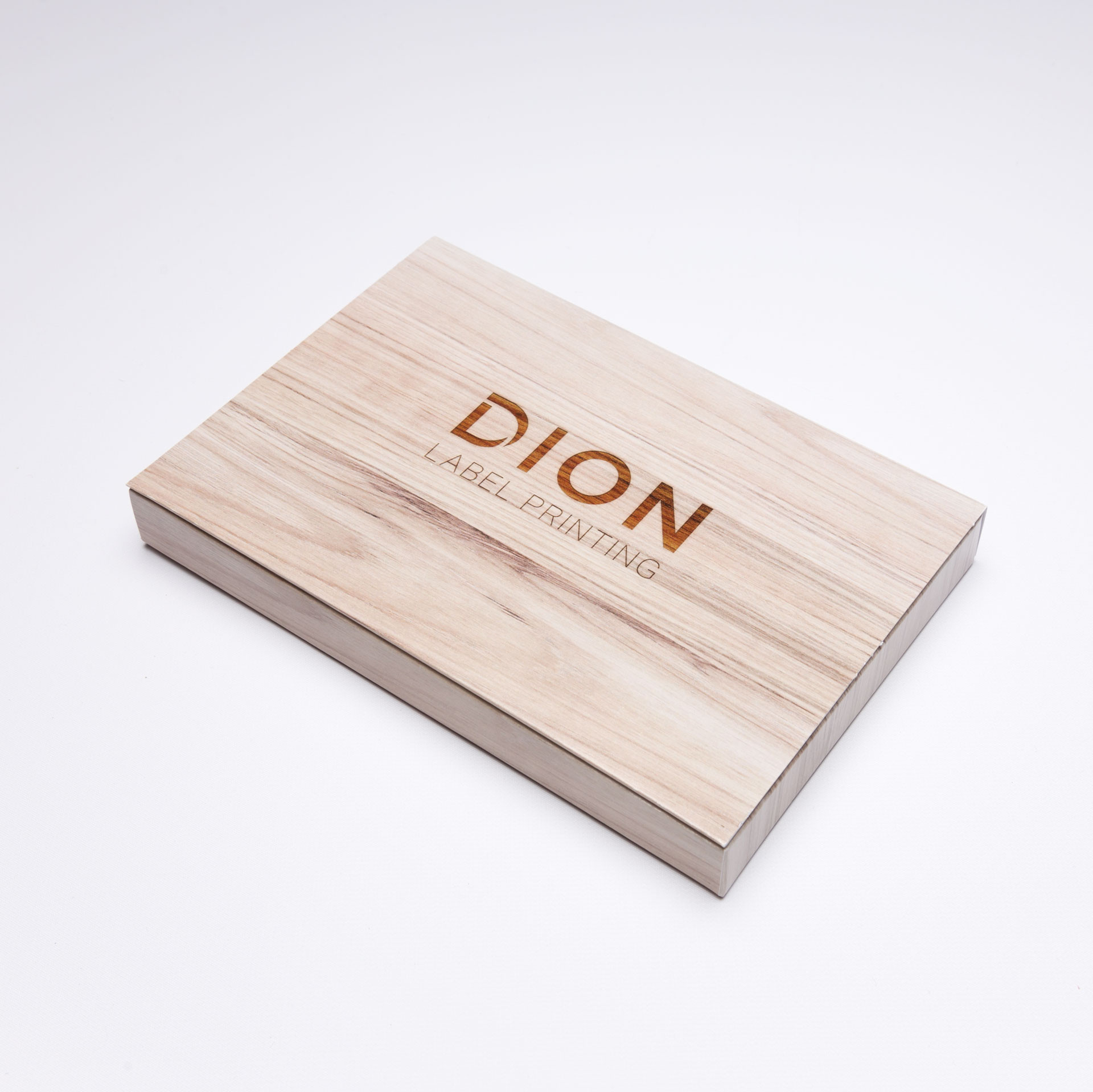 DION Label Printing Impresses with Packaging Design