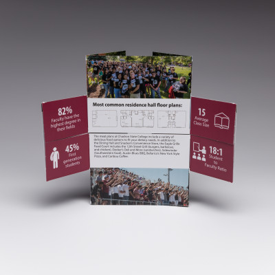 Chadron State College Captures the Attention of Top Student Prospects with The Flapper®