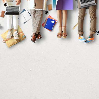 Returning to office life? Use creative print to create a warm welcome back