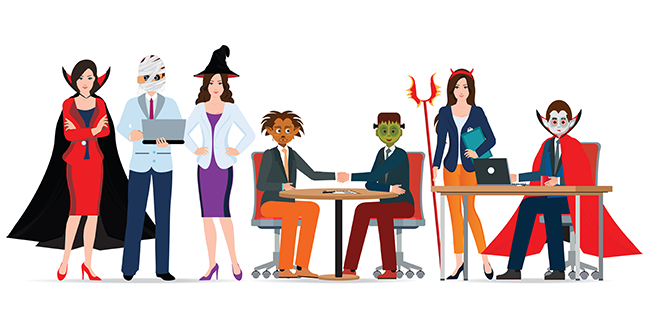 Our Top 10 Halloween Costumes You Should Wear at the Office