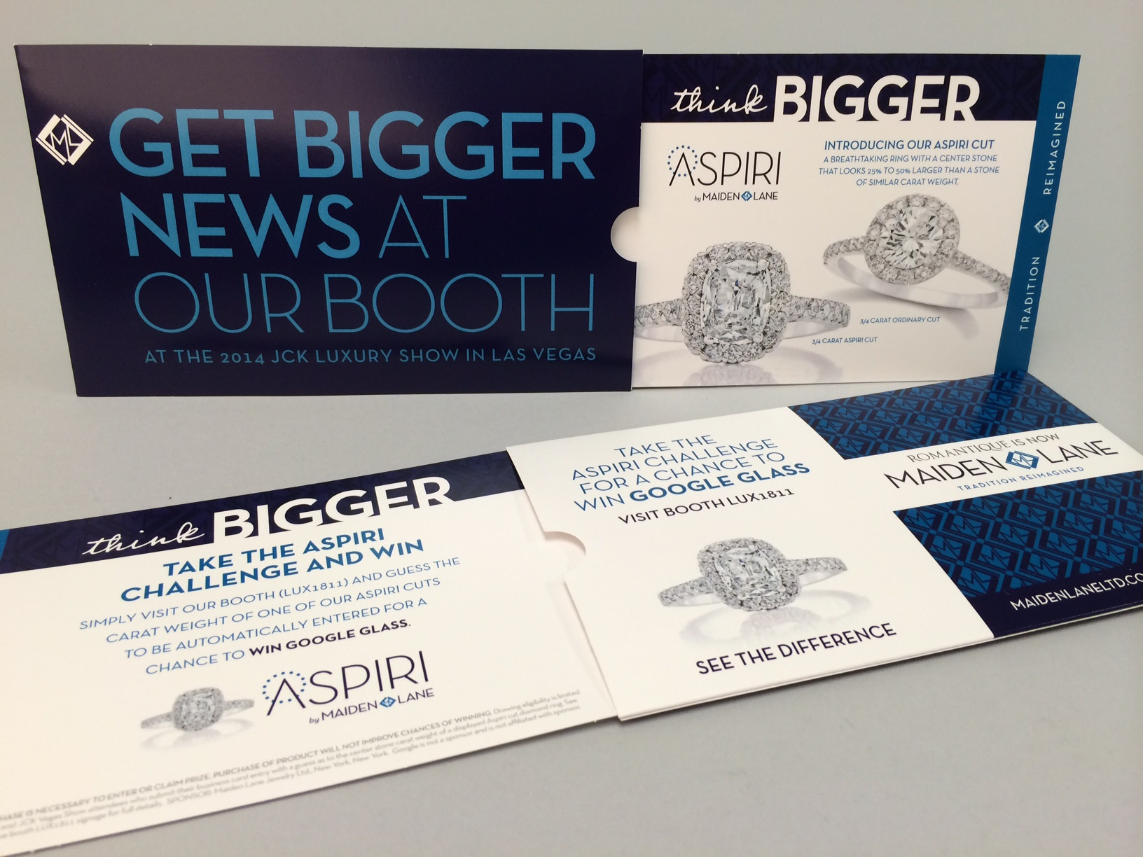 Making a Big Impression with Telescoping Mailer