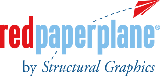 RedPaperPlane by Structural Graphics